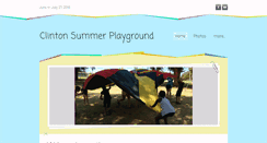 Preview of clintonsummerplayground.org